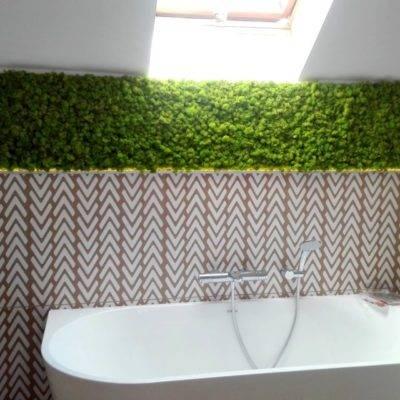 Łazienka, Bolechowice