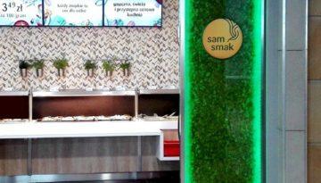 Restauracja Sam Smak, Katowice